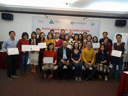 NUFFIC tailor-made training course in Vietnam